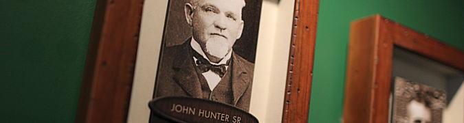 ジョン・ハンター